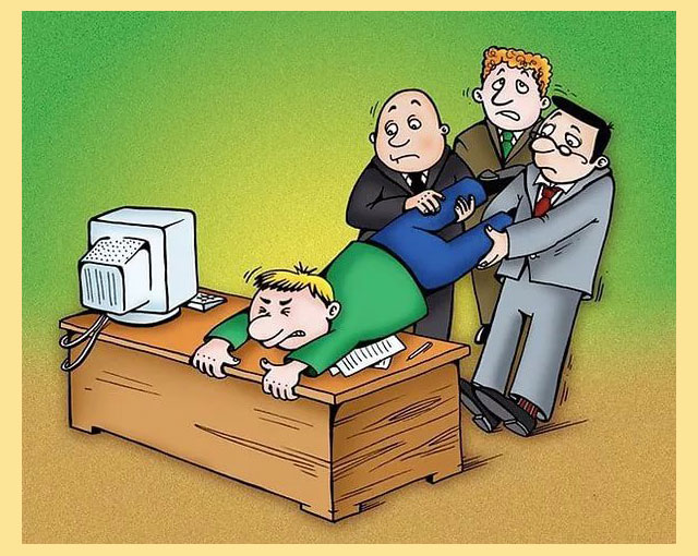 ВЫнужденное увольнение