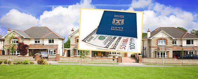 Котеджи, паспорт иностранца и деньги