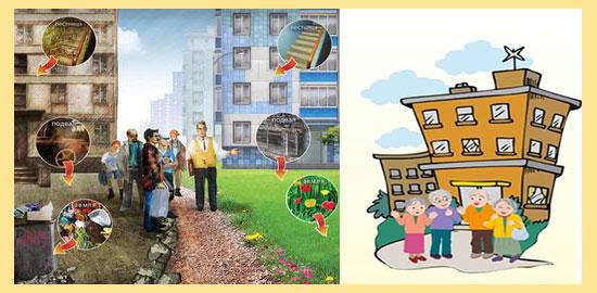 Управление МКД жильцами