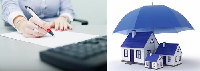 Оформление регистрации и страхование жилья