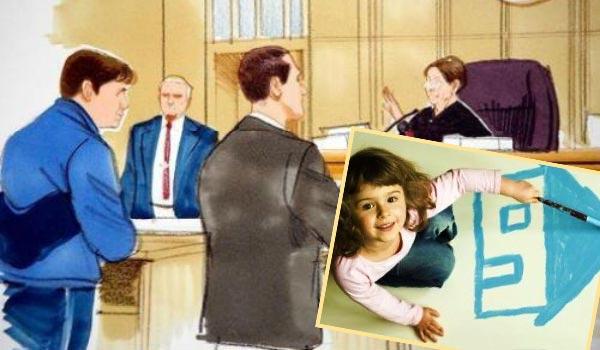 Судебный процесс и жилье детей