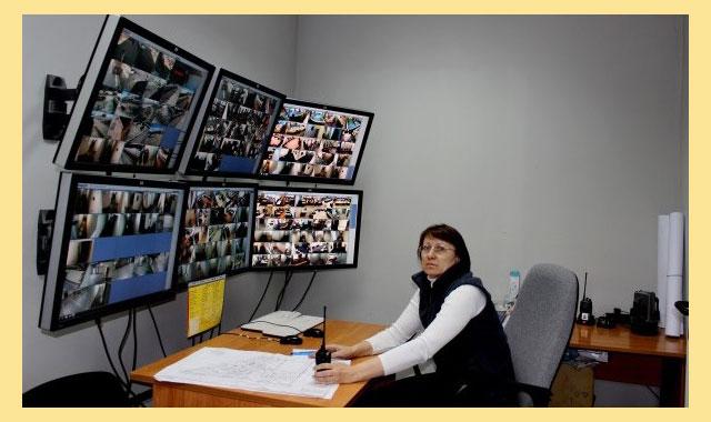 Видеонаблюдатель и обработка информации