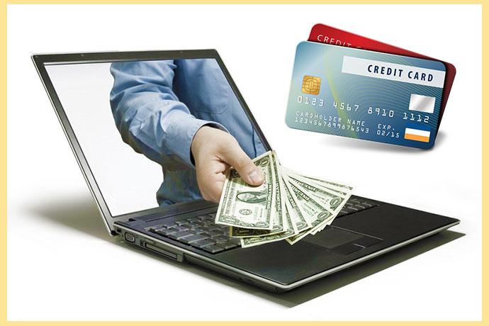 Деньги из ноутбука и крединтные карты