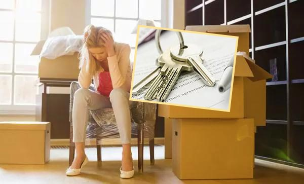 Выселение и сдача помещения