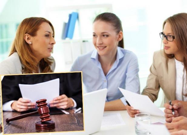 Сотрудники и обращение в суд