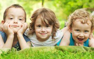 Дети ждут