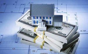 Дом на деньгах