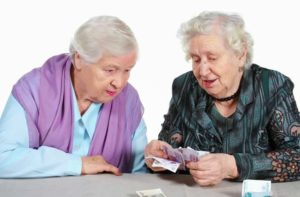 Миграция пенсионеров