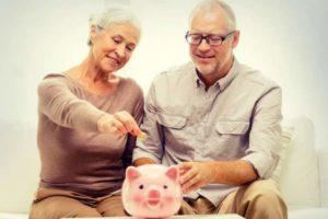 Копилка пенсионеров