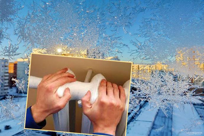 Зима за окном и теплоснабжение