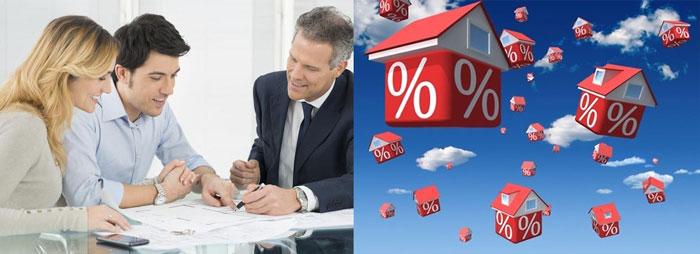 Проценты с жилья и оформление документов