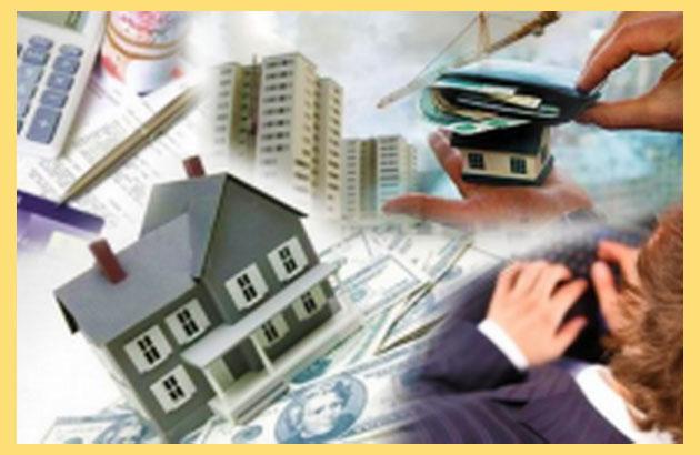 Дом, квартиры, люди, деньги