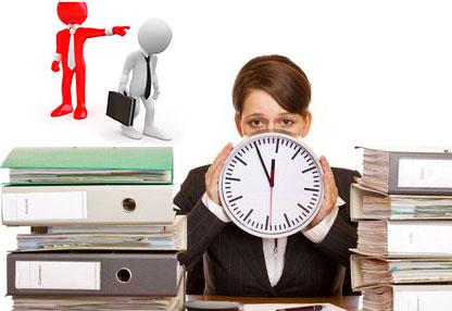Увольнения за прогулы или опоздания