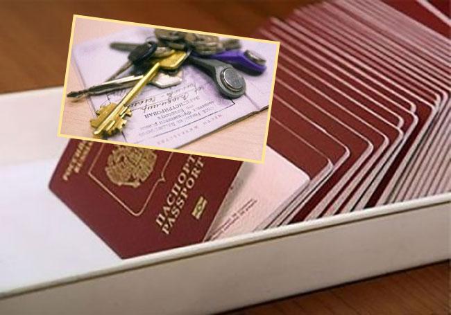 Паспорта и регистрация