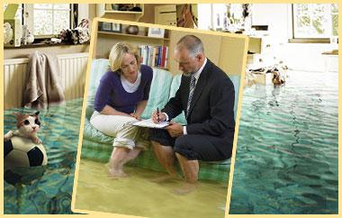 Затопленеи квартиры и составление акта