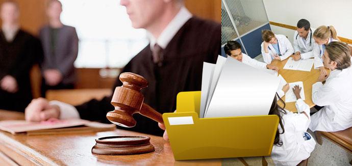 Обращение в суд и сбор документов