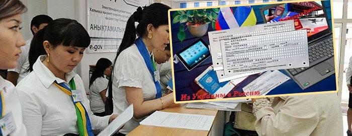 Корешки временнйо регистрации и услуги ФМС