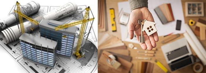 Документация стройка многоэтажек и передача ключей