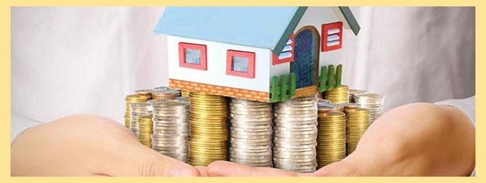 дом и монеты