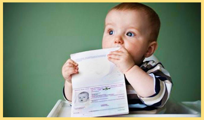 Ребенок и прописка