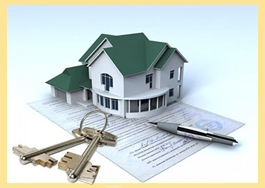 Дом, документы и ключи