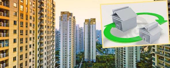 Многоэтажки и обмен жильем