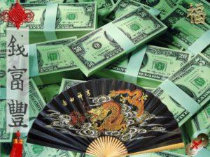 притягивание денег Техниками Фэн-шуй