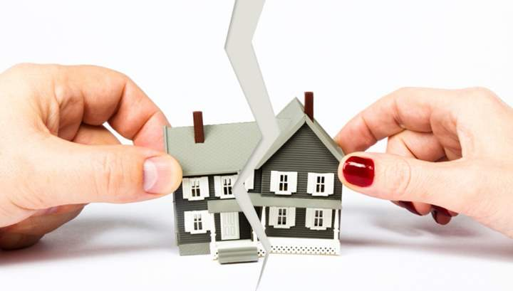 Как делить имущество в ипотеке при разводе