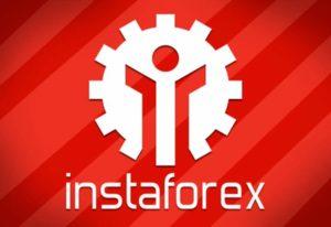 Лого компании Инстафорекс