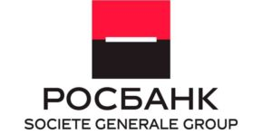 Логотип банка Росбанк