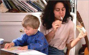 Кандидат на лишение прав родителя