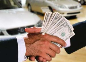 Оформляйте расписку при передаче денег