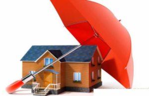 Защита дома страховкой