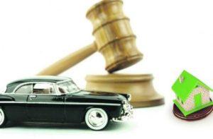 Залоговое имущество. Торги