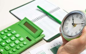 Зеленый калькулятор