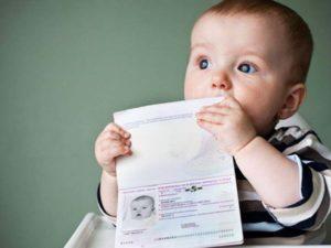 Как оформить гражданство новорожденному