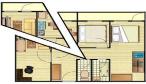 Если квартиру делят
