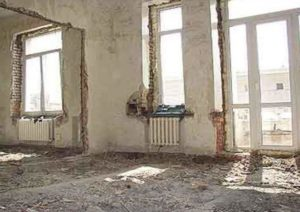 Страшная квартира