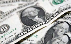 Банкнота доллара