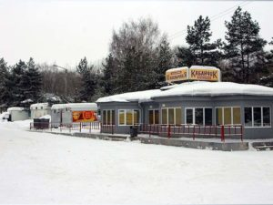 Парк на муниципальной земле
