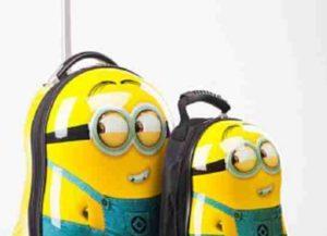 Смешные чемоданы