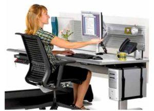 Предоставление всех необходимых условий для работы сотрудников