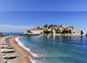 Полуостров Черногории