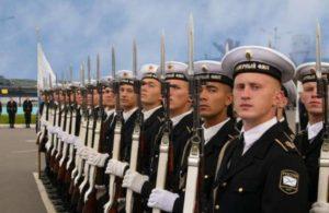 Морские военные